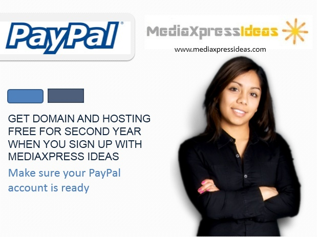MediaXpress PayPal Offer